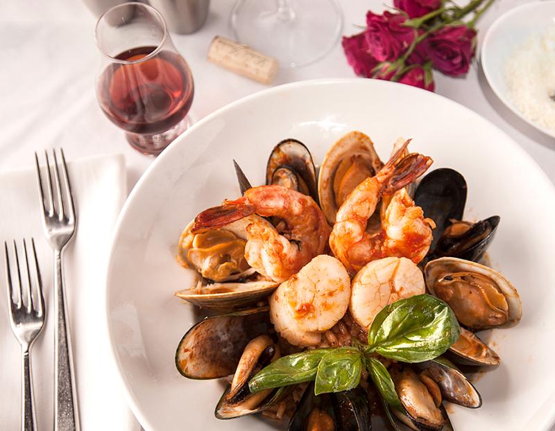 rracis restaurant menu seafood